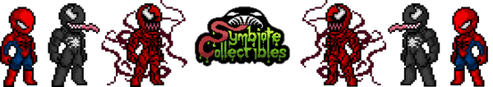 Symbiote Collectibles